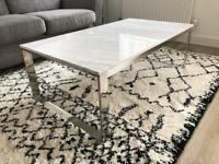 John Lewis Marble Table