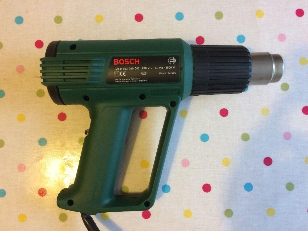 Bosch Phg 530 2 Hot Air Gun Unused In Heath Cardiff Gumtree