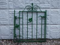 Wrought iron gate / Garden gate / Metal gate / Steel gate / House gate / galvanised gate / Patio
