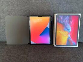 "iPad Pro 2020 11"" wifi+4G (unlocked) bundle with case and Paperlike"