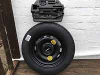 Ford Fiesta Spare Wheel & Jack Kit