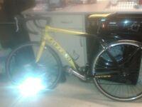 carrera road pro racing bike