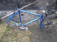 Job Lot Bike Frames Racing and Hybrid Bikes