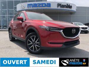 2018 Mazda CX-5 AWD GT GT AUTO CUIR TOIT BOSE DÉMARREUR TECH