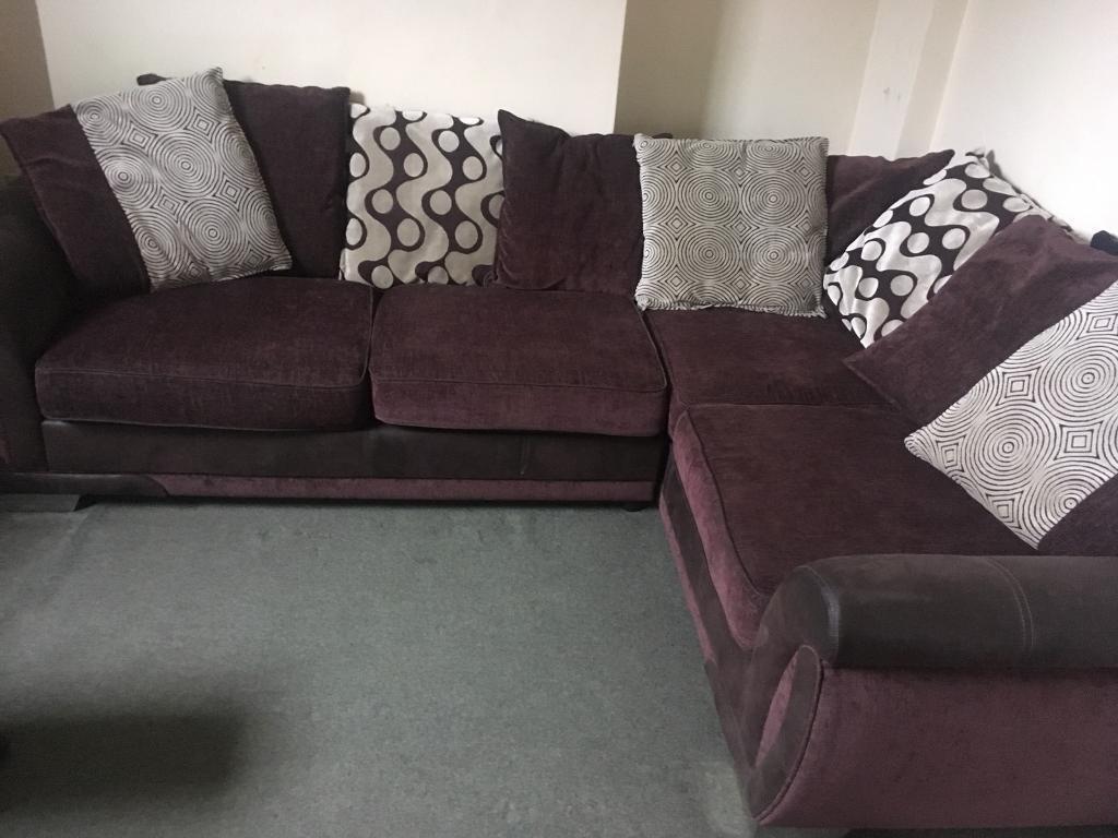 Corner Sofa In Derby Derbyshire Gumtree