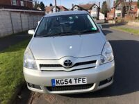 TOYOTA COROLLA VERSO AUTOMATIC, 54 REG, 89K MILES, HPI CLEAR, SPARES OR REPAIRS, MOT