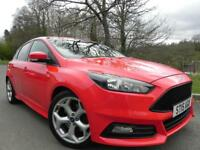 Ford Focus FOCUS ST-2 TURBO (red) 2015