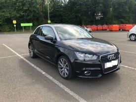 Audi A1 Sport: S-tronic, Sat Nav, Bluetooth, Climate Control