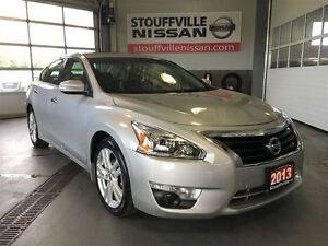 2013 Nissan Altima 3.5 SL Tech Package Nissan CPO Low Rates