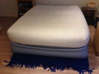 Inflatable Aero Bed Platinum king size