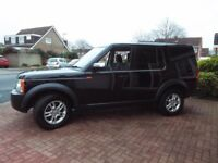 Land Rover Discovery 3 Automatic 4X4