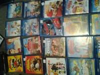 disney et film blu ray