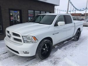 2010 Dodge Ram 1500 SPORT CREW 4X4 LOADED NICE!
