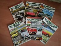 Approx 400 Editions of Classic & Sports Car Magazine 1982 - 2016