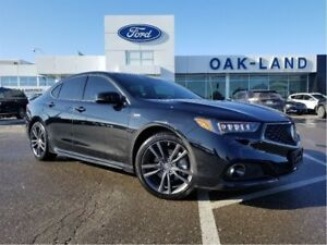 2018 Acura TLX Elite A-Spec | 3.5L V6 | SUNROOF | ACCIDENT FREE