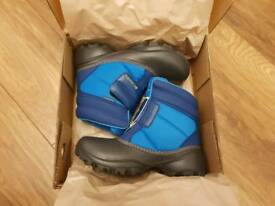 29450982e5c7 BRAND NEW Columbia Youth Rope Tow Kruser blue size 5