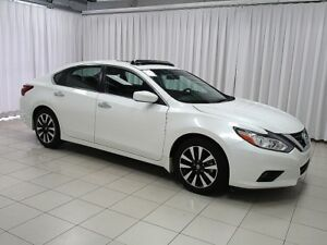 2018 Nissan Altima SV WITH SUNROOF, A/C, CRUISE, KEYLESS ENTRY,