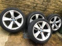 Original BMW 19 inch X6 alloys ( x5 Range Rover )