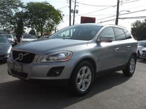 2010 Volvo XC60 T6 AWD *Sunroof / Leather / DVD*