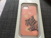 Genuine Radley i phone case 5 or SE