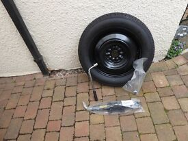 get you home tyre and wheel for toyota rav4 2013