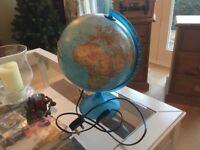 Globe Lamp / Night Light