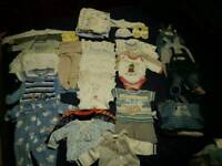 Boys bundle size 3-6months