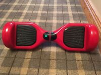 Red Hoverboard