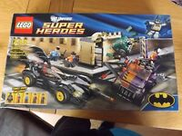 Lego Super Heroes Set 6864 - Batman and Two Face Chase Set