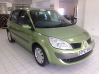 2007 57 Renault Megane Scenic 1.6