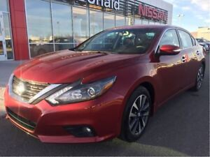 2016 Nissan Altima 2.5 SL Blind Spot Monitoring Intelligent Crui