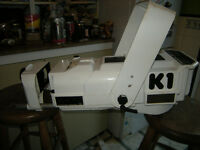 optikinetics k1 projector £180 or with motor and effect £240 o.n.o