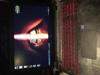 """HP Star Wars Ltd Edition 15.6"""" Laptop, i5, 1Tb hdd, 6gb RAM"""
