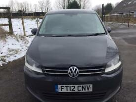 2012 VOLKSWAGEN SHARAN DIESEL ESTATE 2.0 TDI CR BLUEMOTION TECH 140 S 5DR DSG PX Welcome