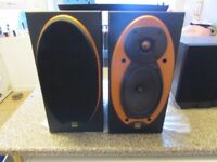 Mordaunt Short MS812 Passive Loudspeakers Pair - Very high Quality