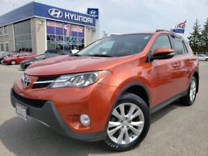 2015 Toyota RAV4 Limited-Navi Roof GREAT DEAL..CALL US.!