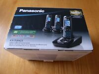 Panasonic KX-TG8423 digital cordless answering system. VGC