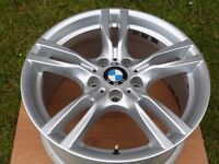 "18"" BMW M SPORT ALLOY WHEEL F30 3 SERIES STYLE 400"