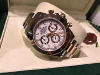 Men's Rolex Daytona Swiss ETA 7750