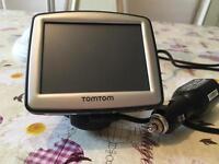 TomTom One N14644 Sat Nav United Kingdom And Ireland