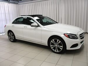 2018 Mercedes-Benz C-Class C300 4-MATIC AWD w/ HEATED LEATHER SE
