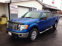 2010 Ford F-150 XTR PACKAGE CREW CAB 4X4 { WE FINANCE HERE !! }
