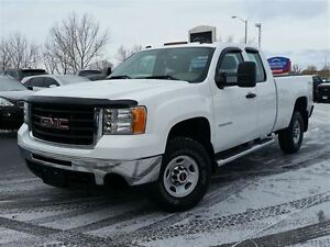 2010 GMC SIERRA 2500HD 2500-EXTENDED CAB-4X4