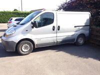 Renault traffic 2.0 diesel spares/repair