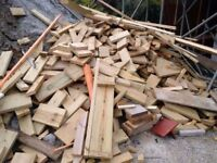 Timber offcuts free
