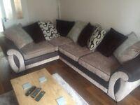 Corner sofa by DFS