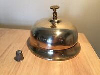 Large, loud and lovely table bell