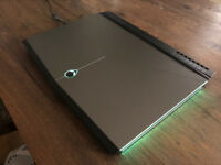 Alienware 15 R3 - High end laptop, Quadcore, Nvidia 1060, VR Ready