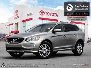 2015 Volvo XC60 T5 Premier Panaroof+Leather+Navigation