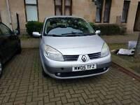 Renault scenic 1.4 petrol swap for bigger